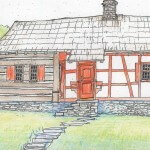 Steigle house Drawing