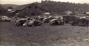 Barn Dance Cars.