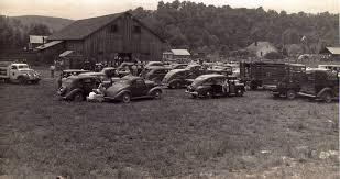 Barn Dance Cars.